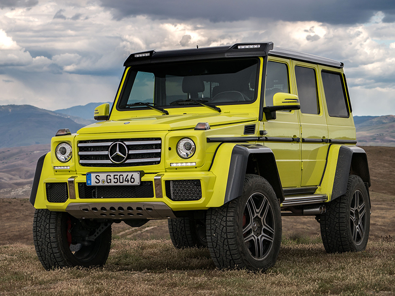 Testing fate and faultlines with the 416 hp mercedes g500 for Mercedes benz g wagon squared