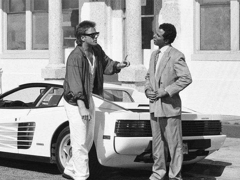 Sonny Crockett S 1986 Ferrari Testarossa From Miami Vice