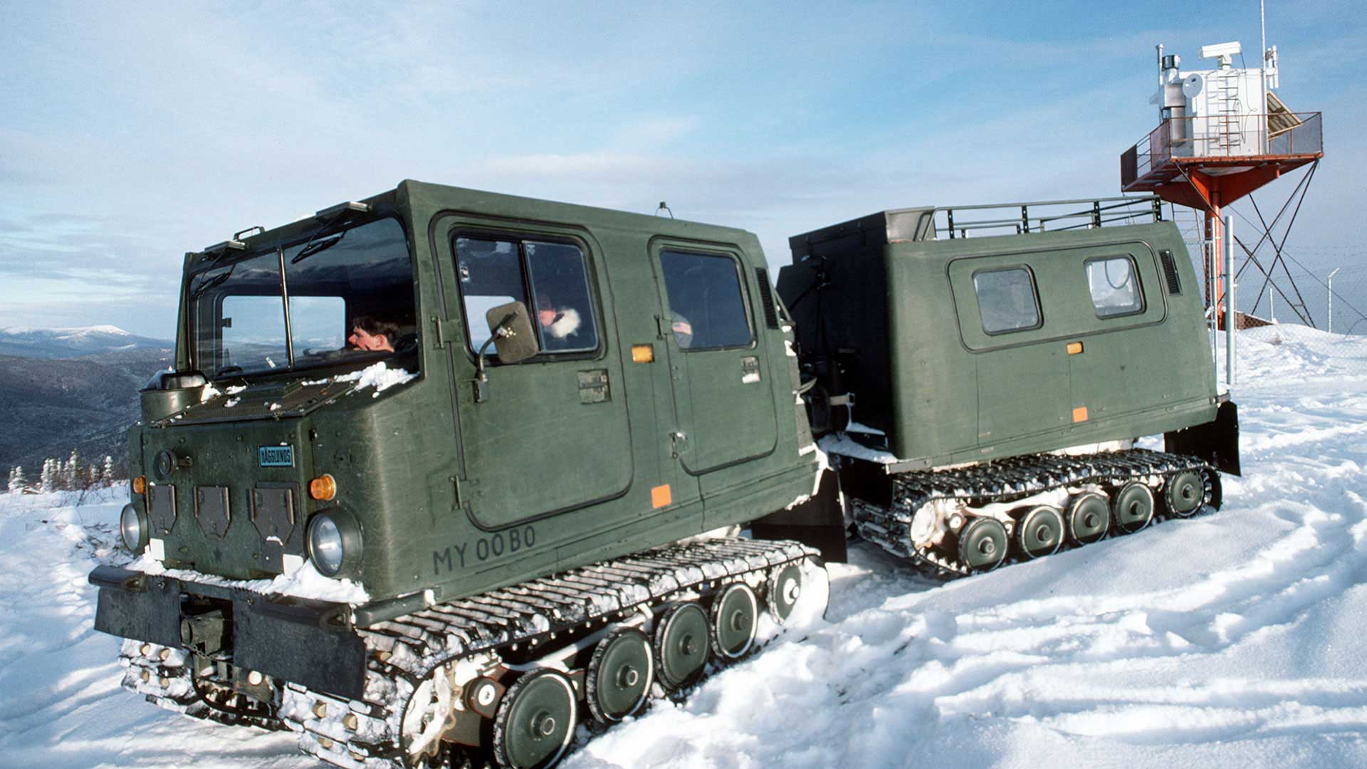 Atv Side By Side >> Seven Military Vehicles You Can (And Should) Actually Buy - The Drive