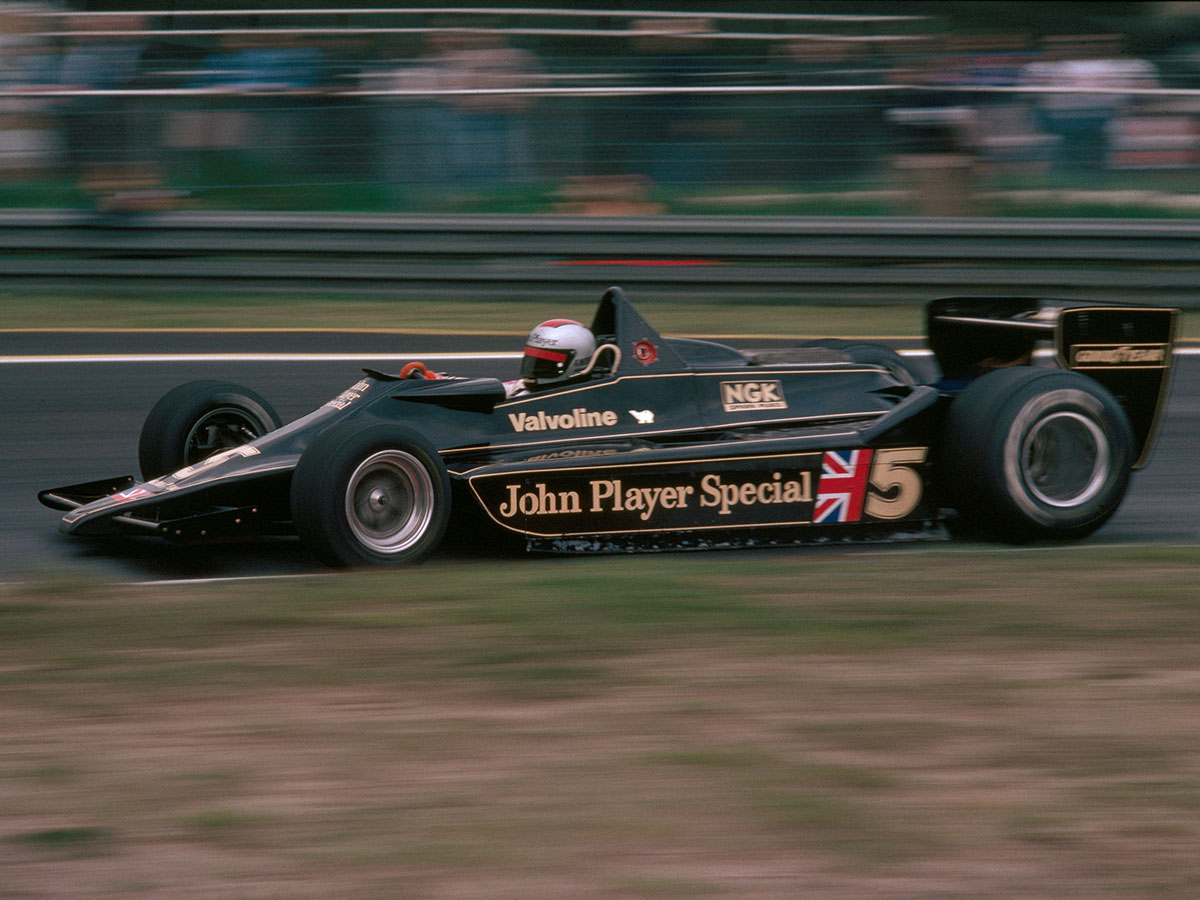 The Most Beautiful F1 Car of All Time - The Drive