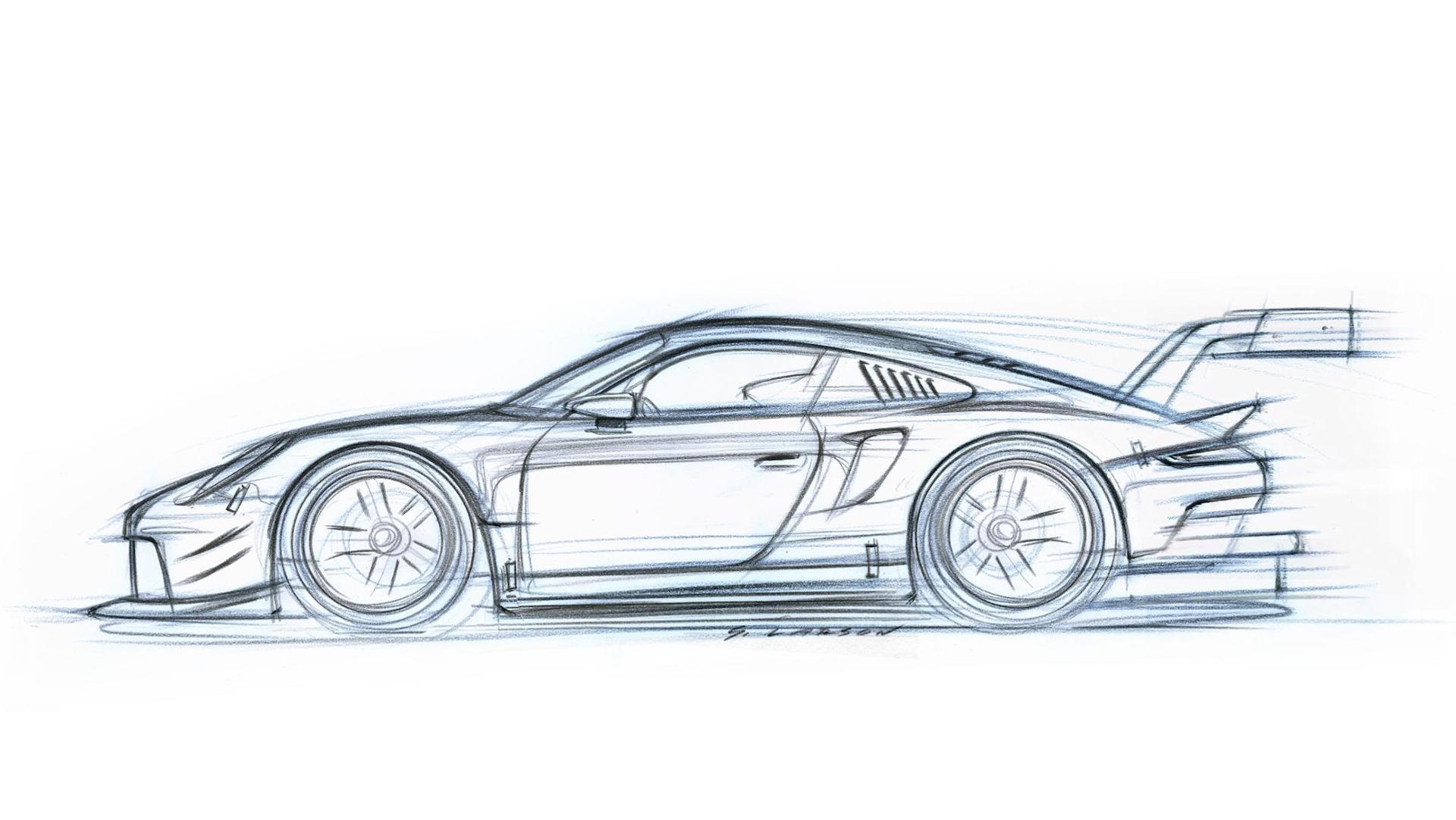 This Is Our Best Look Yet at the Mid-Engined Porsche 911 RSR - The Drive