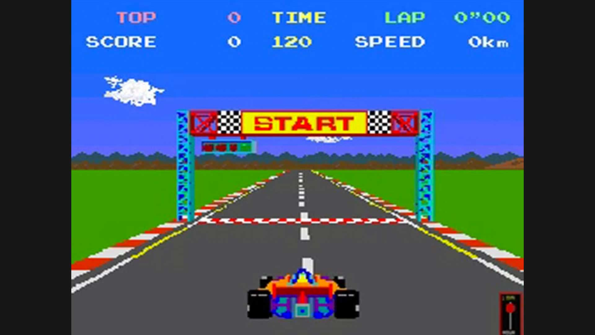 Eight Great Racing Games That Will Make You Feel Old The Drive