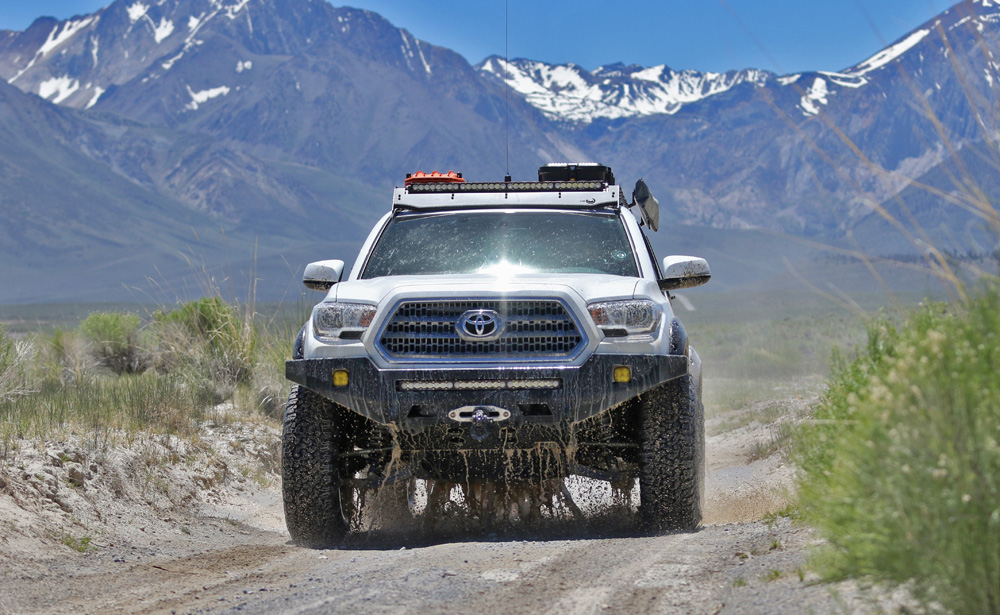 2016 Toyota Tacoma Overland Build By Total Chaos The Drive