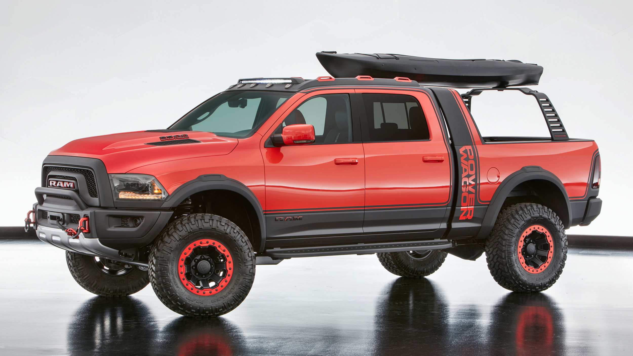 10 Reasons The RAM Macho Power Wagon Is The Ultimate Expedition