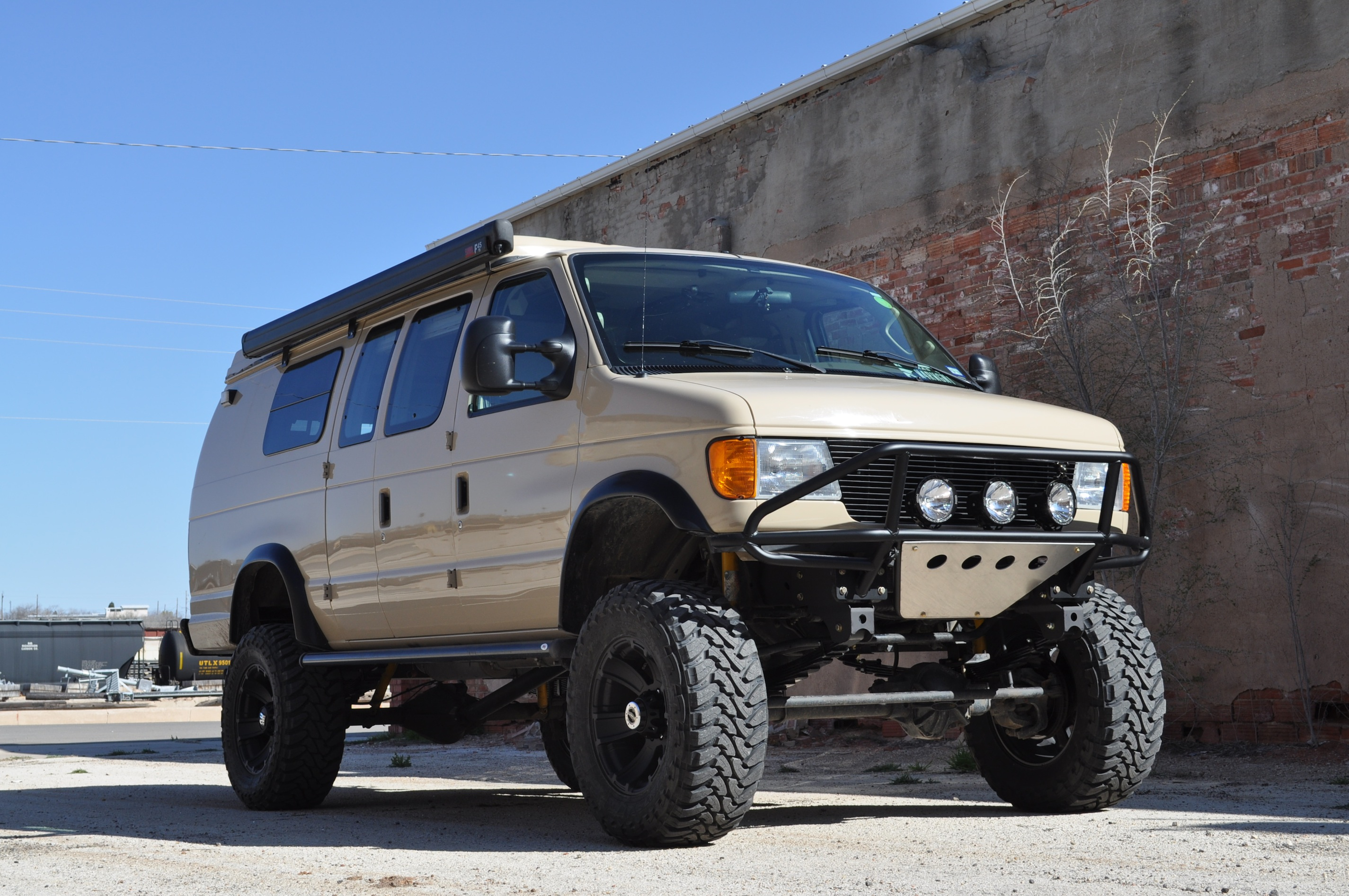Sportsmobile 4x4 Vans Are All The Rage In Adventure Travel The Drive