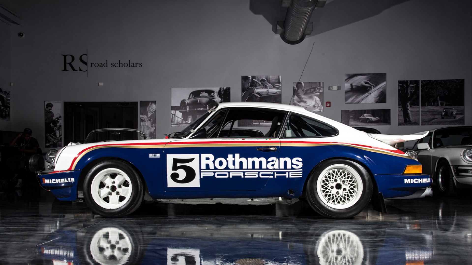 Porsche Sc Rs Rally Car A Tale Of Two Rothmans The Drive