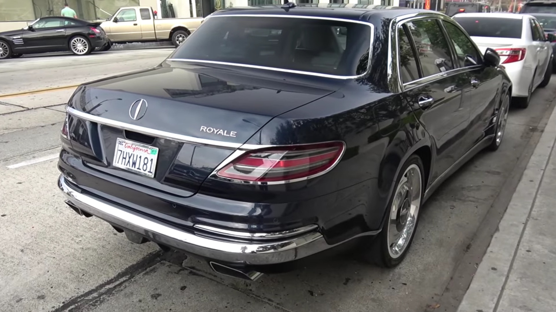 check out the mythical mercedes benz s600 royale from. Black Bedroom Furniture Sets. Home Design Ideas