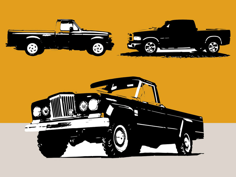 The Classic Pickup Truck Buyer\'s Guide - The Drive