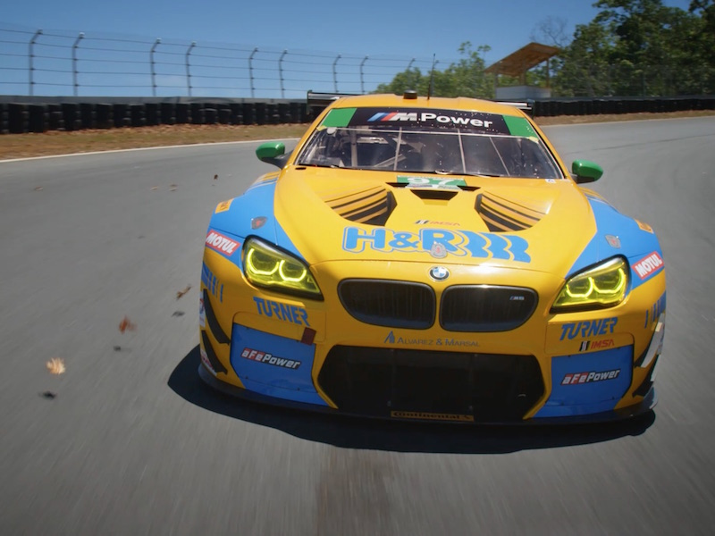 The BMW M6 GT3 Got Me Hooked on the Good Racing Stuff - The Drive