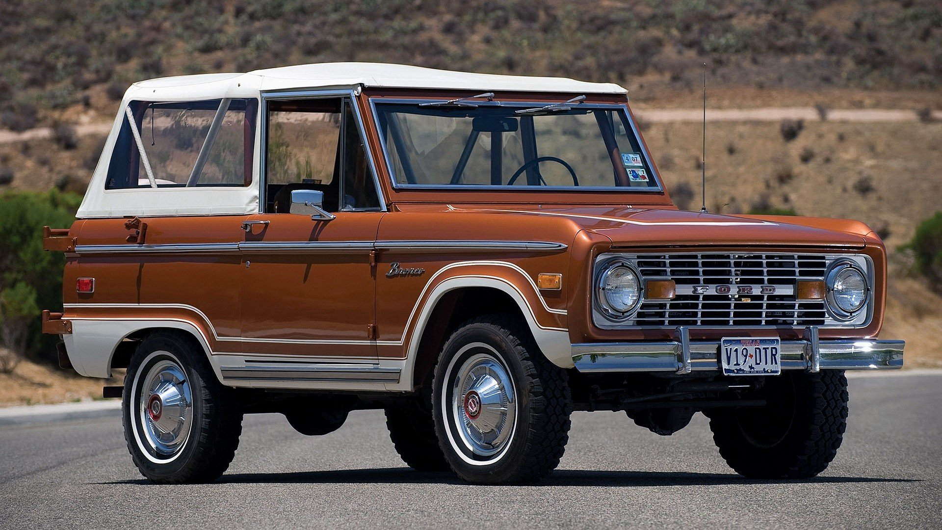 New Ford Bronco Could be Developed in Australia - The Drive