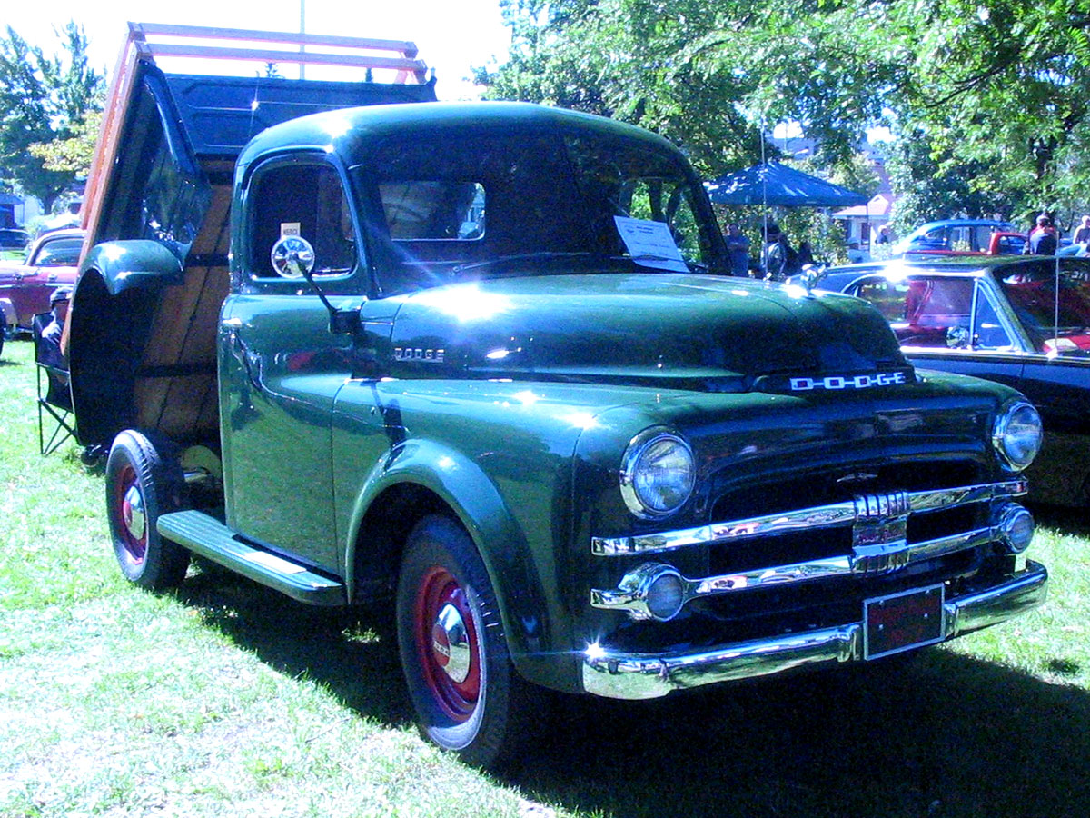 10 Vintage Pickups Under 12000 The Drive 1941 Dodge Truck Windshield B Series Pilot House