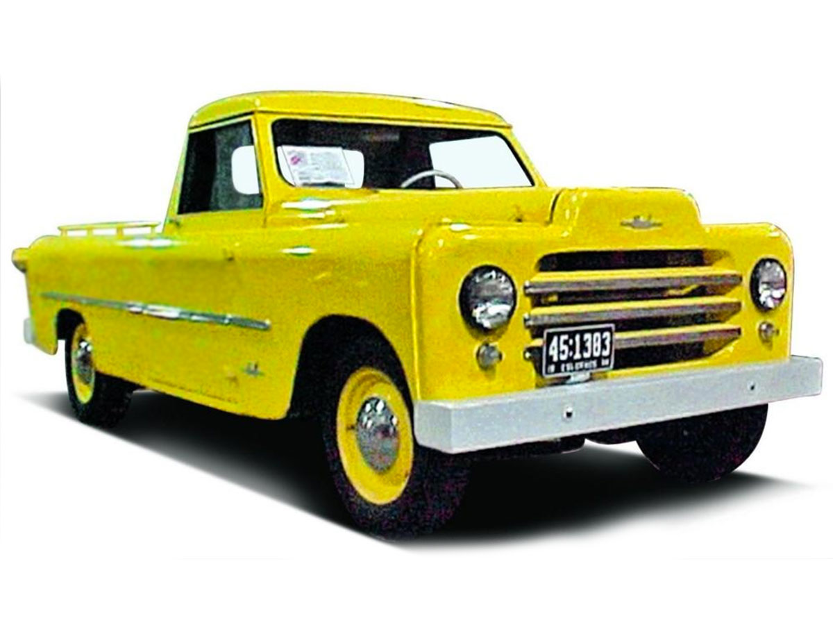 10 Vintage Pickups Under 12000 The Drive 1949 Chevy Truck Engine Swap Powell
