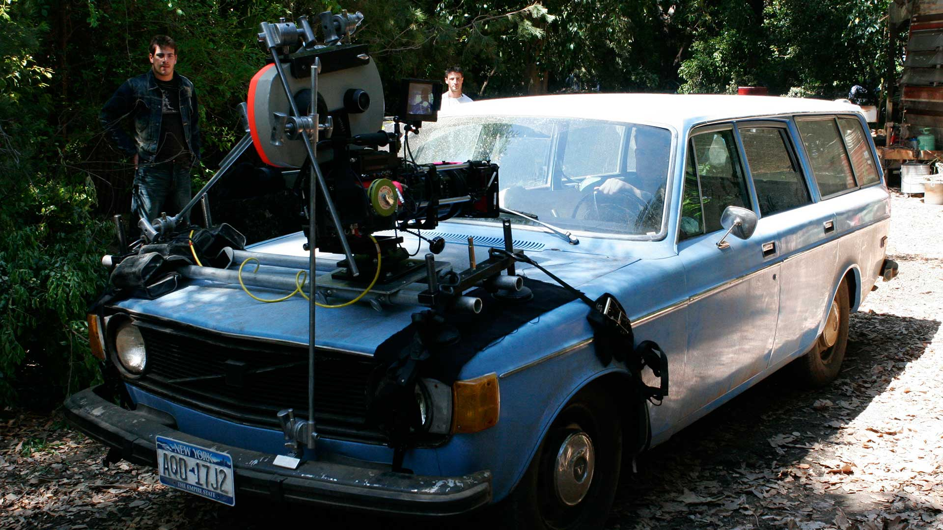 A Movie About Cars Needs A Car With A Camera The Drive - Make a cool car