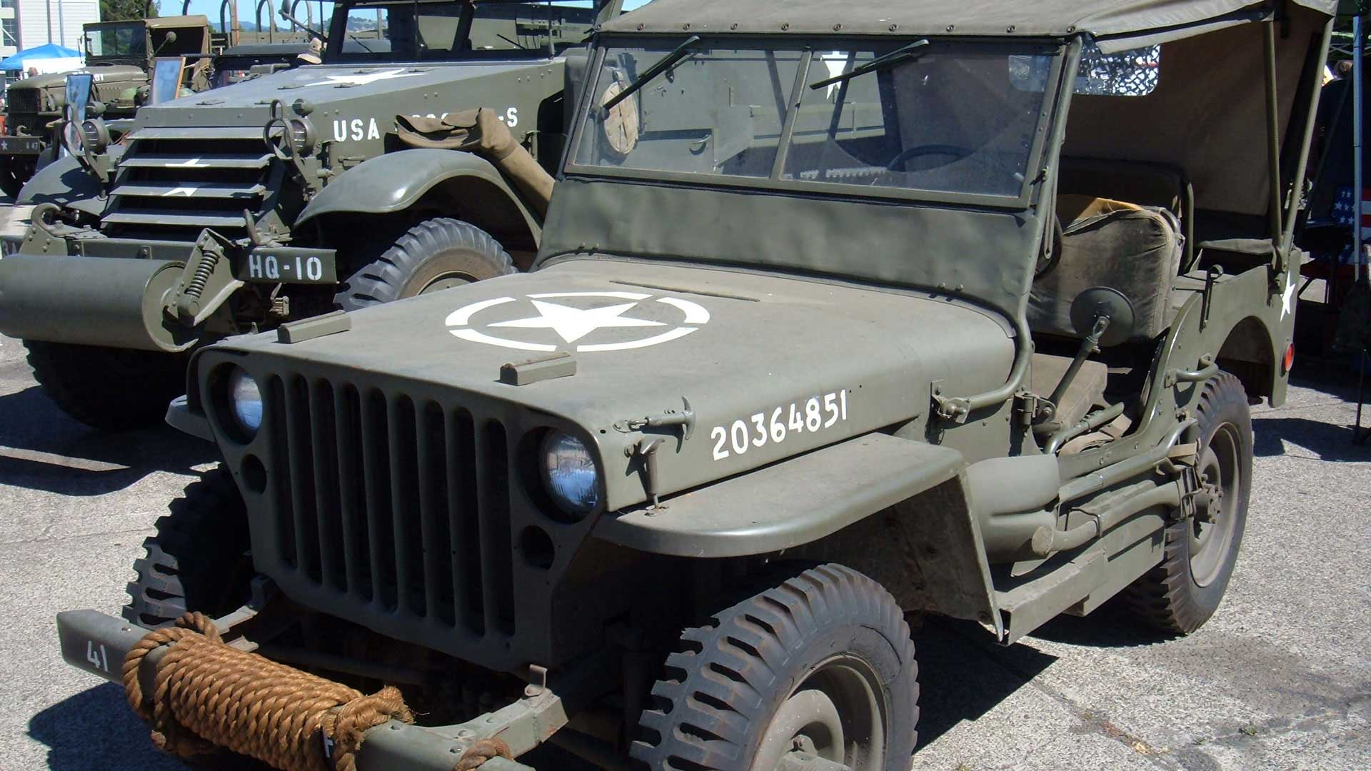 Seven Military Vehicles You Can (And Should) Actually Buy - The Drive