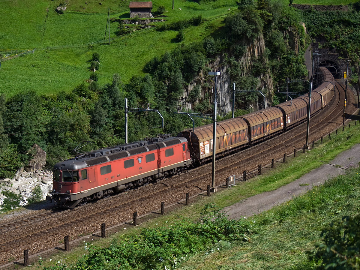 The 9 Most Powerful Locomotives in the World - The Drive