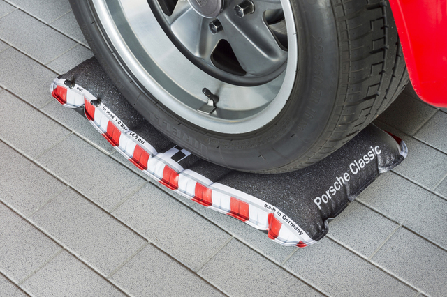 Classic Cars Atlanta >> Porsche Classic's Tire Pillows Make Your Car's Winter Storage More Comfortable - The Drive