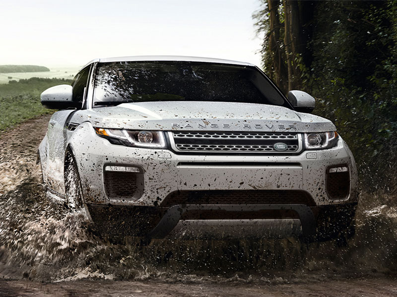 Land Rover Manhattan >> The Citified, Off-Road-Capable Range Rover Evoque Is the ...