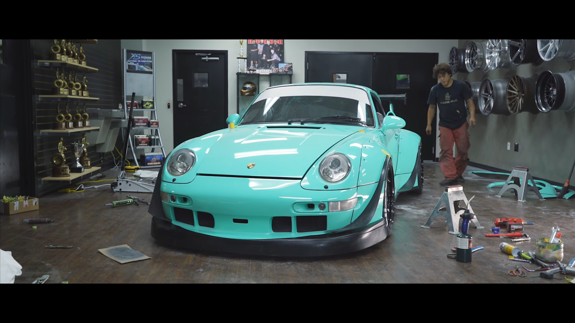 Rwb 4k Wallpaper: New Short Documentary Goes Inside The Newest RWB Build