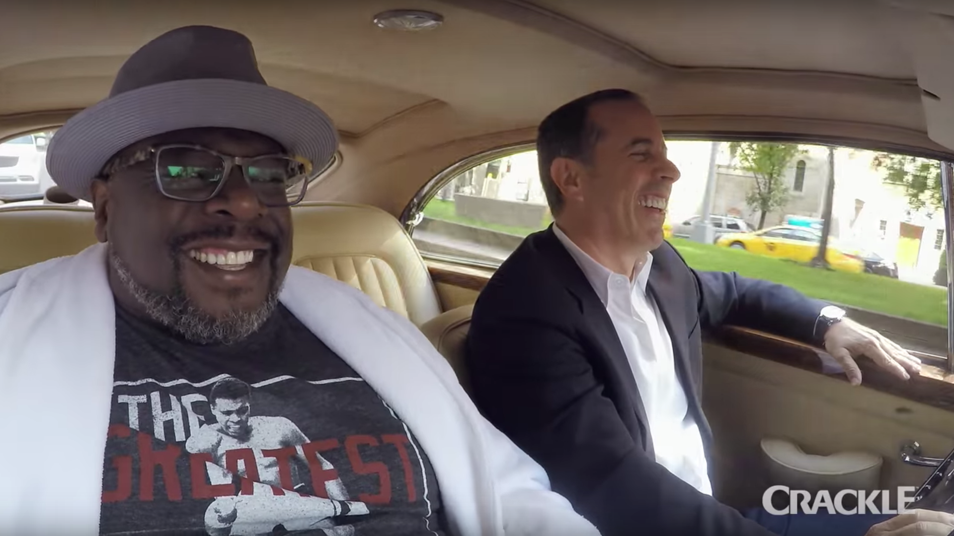 Here's Your First Look At Comedians In Cars Getting Coffee