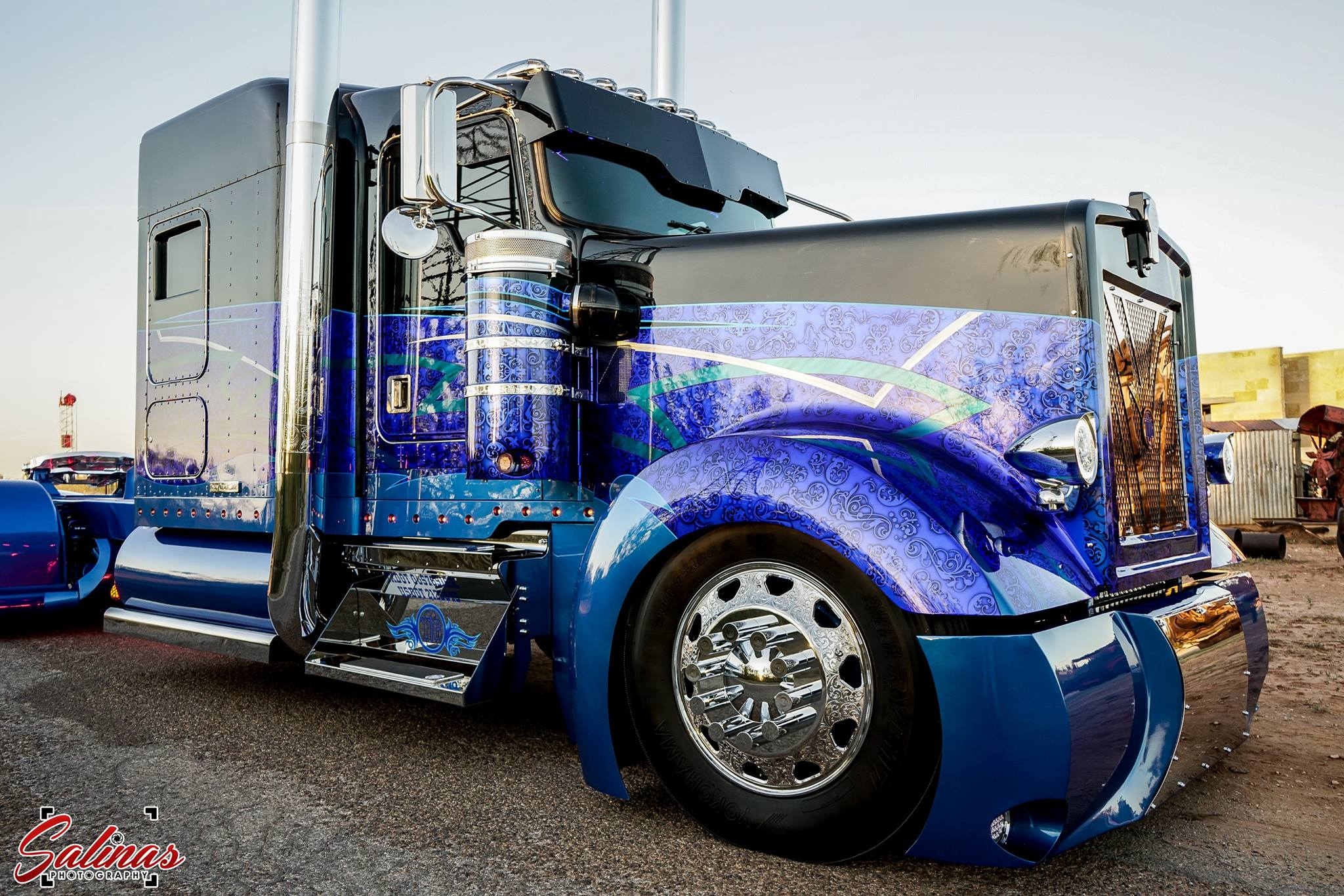 You Ve Never Seen A Big Rig Like This The Drive