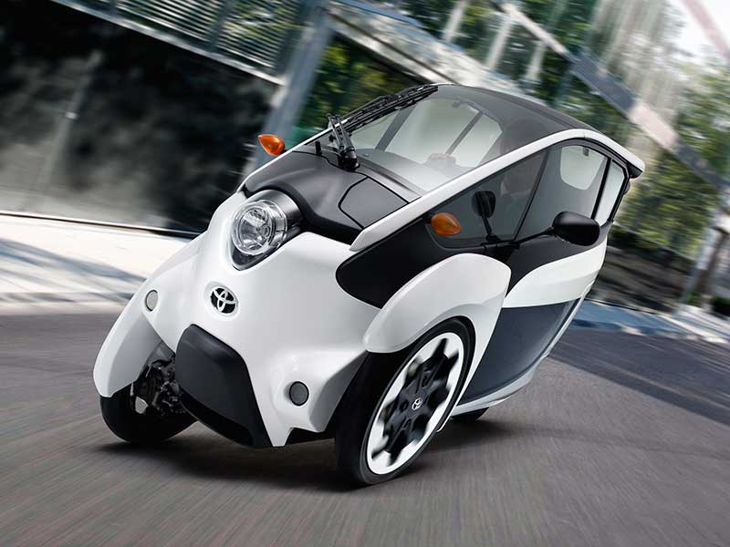 The 11 Most Ambitious Leaning Cars - The Drive