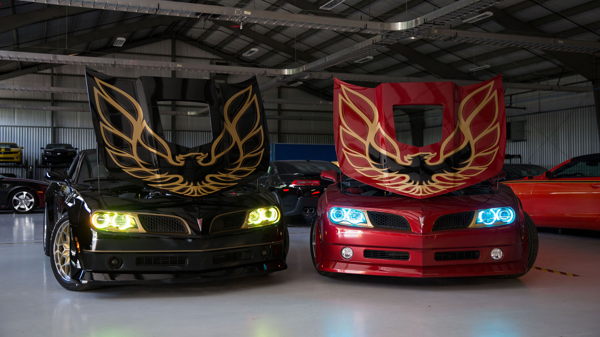 Driving a New 740-Horsepower Trans Am Is (Spoiler Alert ...